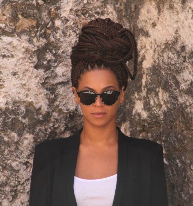 Box braids #bey #poeticjustice #protectivestyle