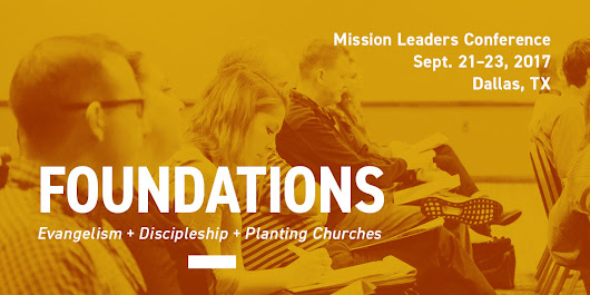 50+ Workshops at Foundations Mission Leaders Conference