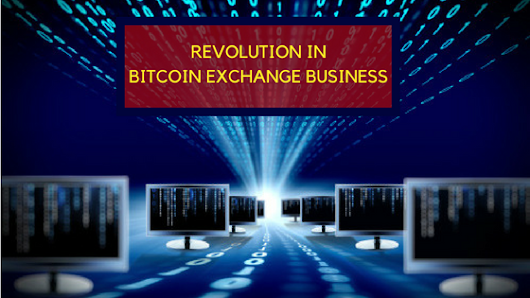 Revolutionize your bitcoin exchange business with an ultimate exchange package !