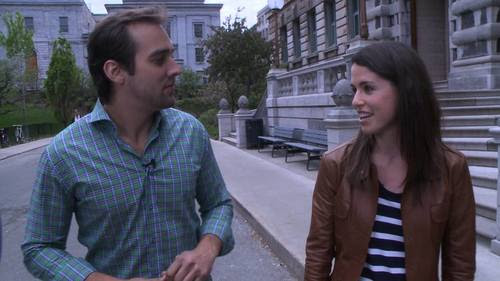 McGill Track/XC Captain and Rhodes Scholar Sarah McCuaig to be featured on City Montreal TV