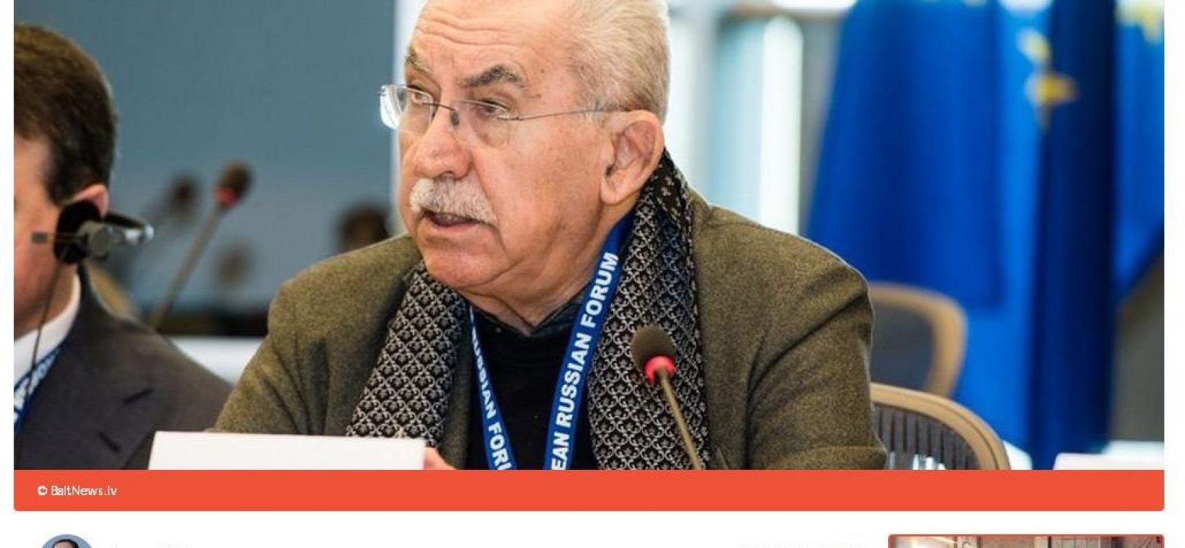 """Giulietto Chiesa Grillino afferma che La Stampa """"corrompe"""" e intimidisce i giornalisti"""