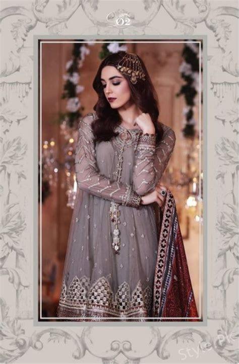 Maria B Eid Collection 2017: Maria B Eid Dresses