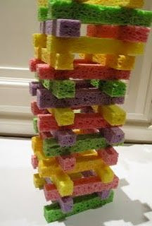Sponge towers- cheap and QUIET:-)