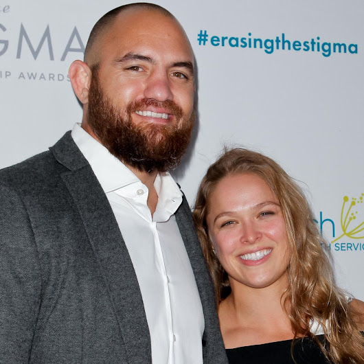 Ronda Rousey Announces Engagement to Travis Browne