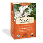 Numi Teas Jasmin Green Tea 18 Bag
