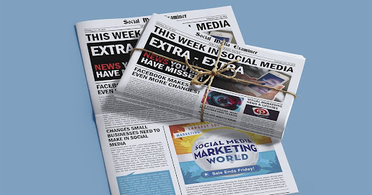 Facebook Changes Page Layouts: This Week in Social Media : Social Media Examiner
