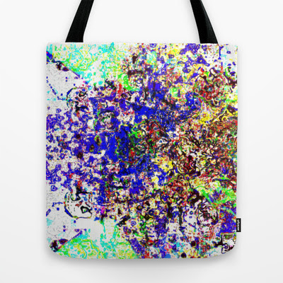 COLOR'S TRIP Tote Bag by Valentina Iannazzone | Society6