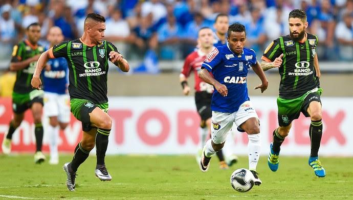 América-MG x Cruzeiro ao vivo 08/09/2016
