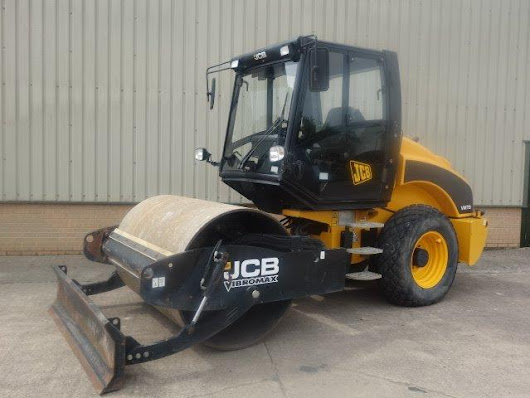JCB Vibromax VM75D Roller for sale | MOD direct sales| LJackson and co ltd