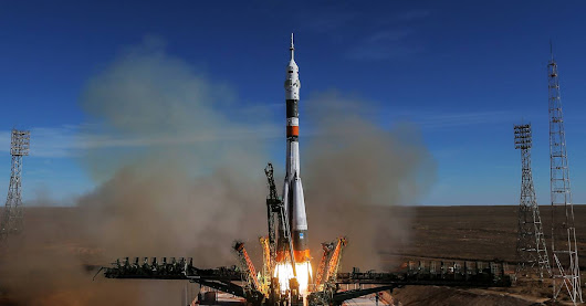 The Soyuz launch failure exposes the total collapse of Russia's space empire
