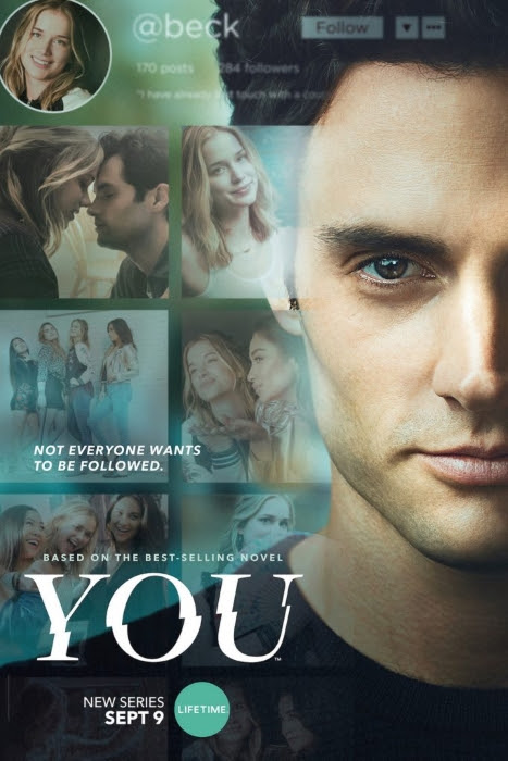 You S01E01 Review: Pilot – New Lifetime show, difficult to Google but very easy to watch!