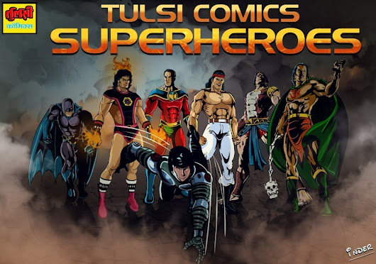 Free Download and Read Online Tulsi Comics - Comixtream | Comixtream - Free Download Hindi English Comics Series