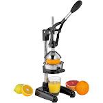 Cilio Commerical Grade Citrus Press Juicer, Black