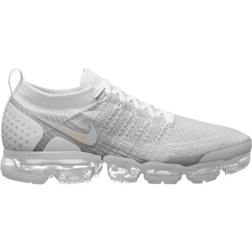 new york 4b879 2f70b Nike Air VaporMax Flyknit 2 - White - Google Express