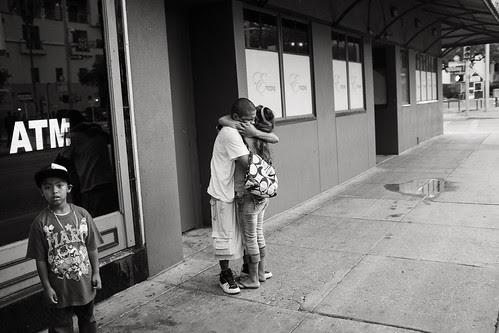 A Warm Embrace by Jesse Acosta