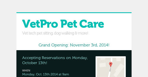 VetPro Pet Care