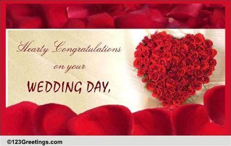 Wedding Congratulations! Free Wedding Etc eCards, Greeting
