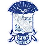 "Phi Beta Sigma Shield Chenille Emblem Sew-On Patch [White - 10.875"" x 7.5""]"