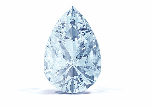Ice Blue Diamond