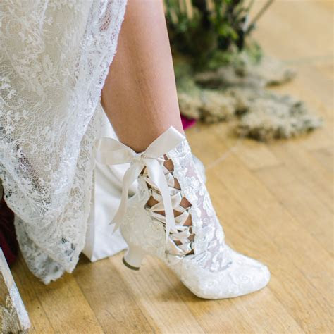 sizzling white  heel shoes  trendy bride