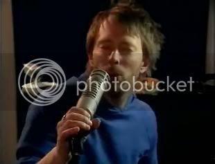 Thom Yorke - Radiohead.tv - Dec 31, 2007