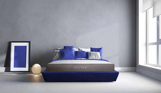 Nectar Mattress Giveaway - Win A Sweet, Sweet Night of Sleep