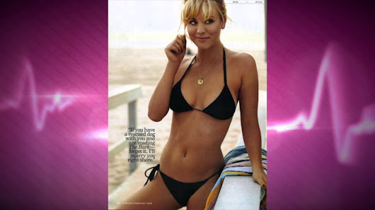 Kaley cuoco the big bang theory s10e07