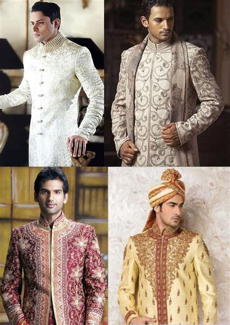 Reception Dresses For Indian Groom Uniixe   Indian Bridal