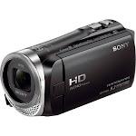 Sony Handycam HDR-CX455 2.29 MP Camcorder - 1080p - Black