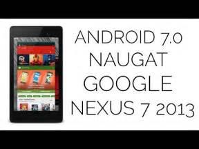 rollback android update nexus 7