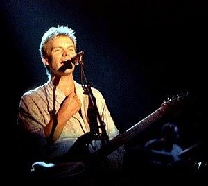 Sting, Drammenshallen, Norway, November 21st 1985