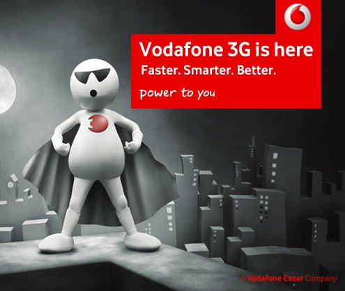 Vodafone 3G Mobile Internet Data Plans - Think Blog