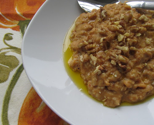 Maple Pumpkin Oatmeal
