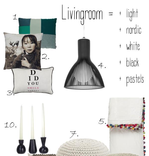 Appunti di casa design nordico online zalando casa for Design nordico on line