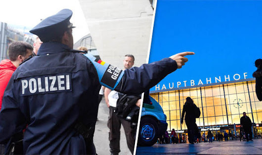Leaked police report in Germany 'CONFIRMS surge in migrant sex attacks in swimming pools'