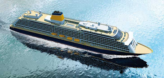 British Based Cruise Line Releases Renderings Of New Class Ship