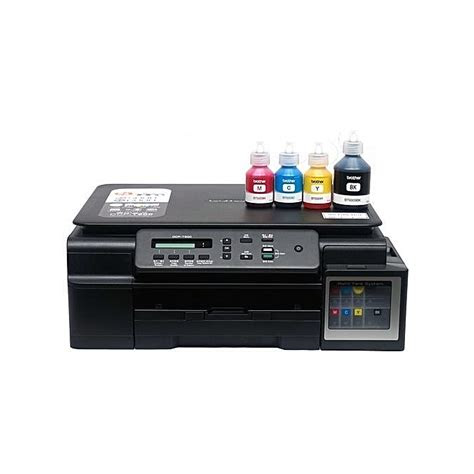buy brother brother dcp  ink tank printer black