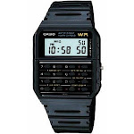Casio CA53W Calculator Watch