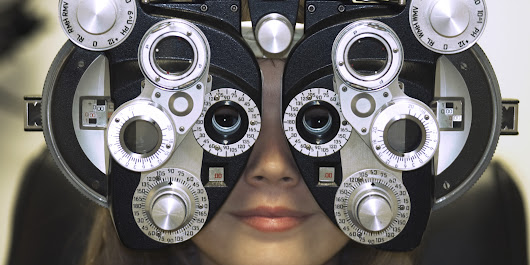 Protecting Your Vision in the Digitally-Drowning 21st Century | Kim Dramer