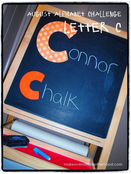 letter 'c' - Makeovers & Motherhood