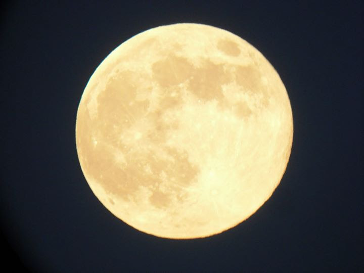 Third And Final Supermoon Of The Year Rises
