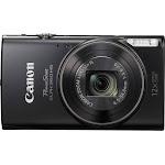 Canon - PowerShot ELPH 360 20.2-Megapixel Digital Camera - Black