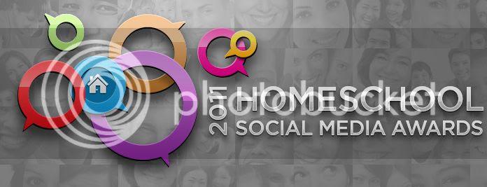 Homeschool Social Media Awards