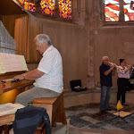 """Pont-de-Vaux . Un été en musique avec """"Présence de l'orgue à l'église"""""""