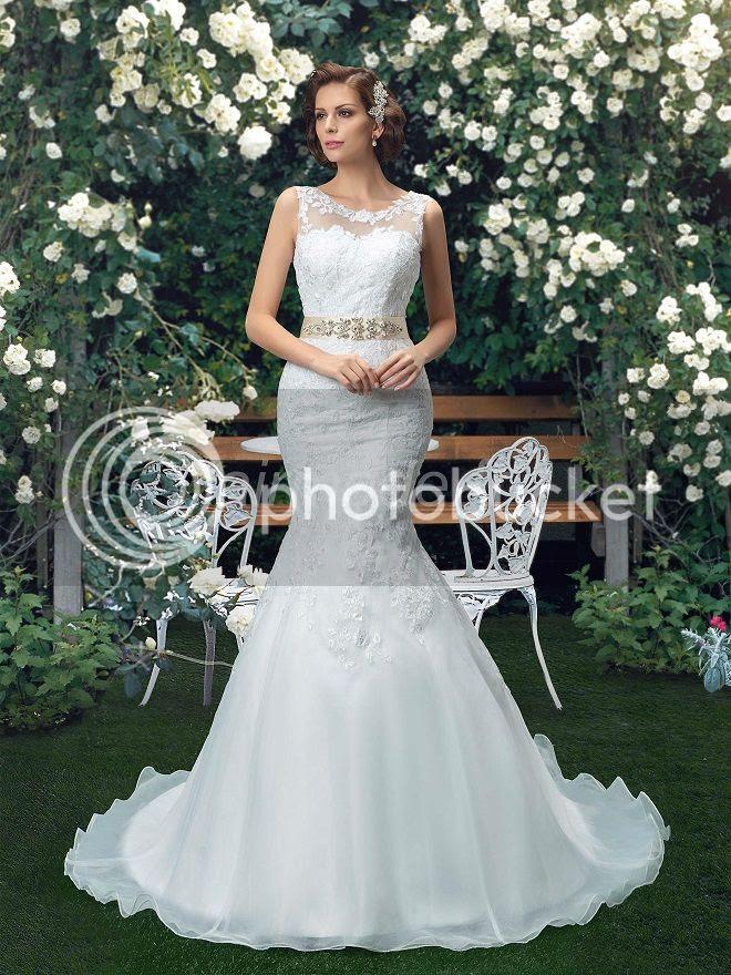 appliques hiver crystal glamour et dramatique longue scoop printemps trompette / sirène robe