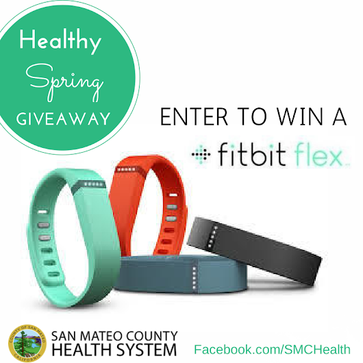 Healthy Spring Giveaway