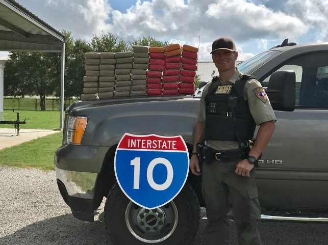 Fayette County Sheriff's Office Investigator David Smith seized more than $6 million in cocaine. (Photo: Fayette County Sheriff's Office)
