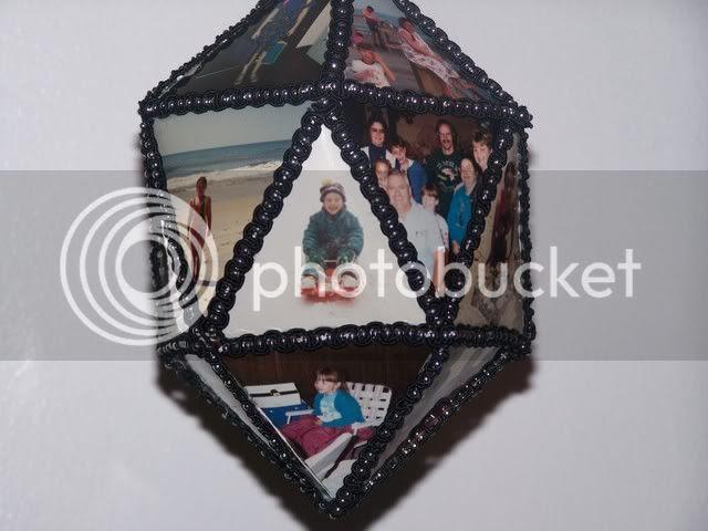 1993 photo ornament