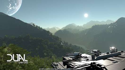 Dual Universe Reaches $7.4mil in Funding, Alpha Expected Q4 - MMO Central