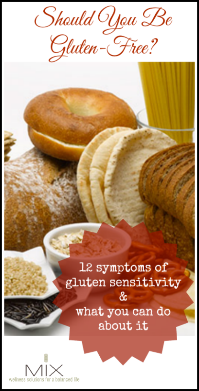 12 Signs of Gluten Intolerance & What You Can Do About It